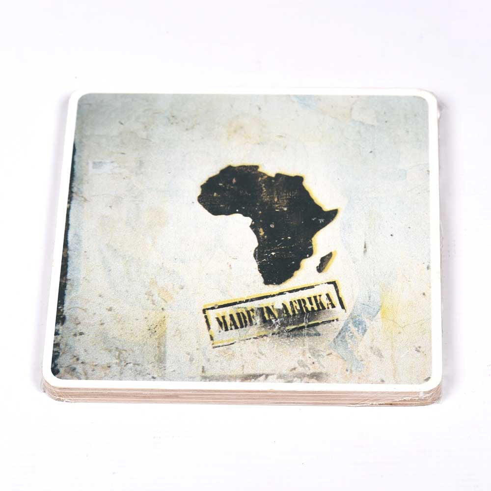 Wooden Photo Block Made In Africa | www.iiilovelocal.com