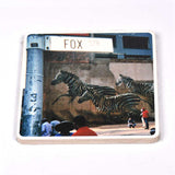 Wooden Photo Block Zebra | www.iiilovelocal.com