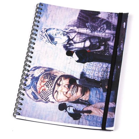 Notebook Hard Cover Shadow Dolo