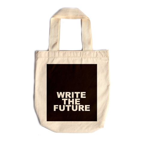 T-shirt Write The Future WTF Melange