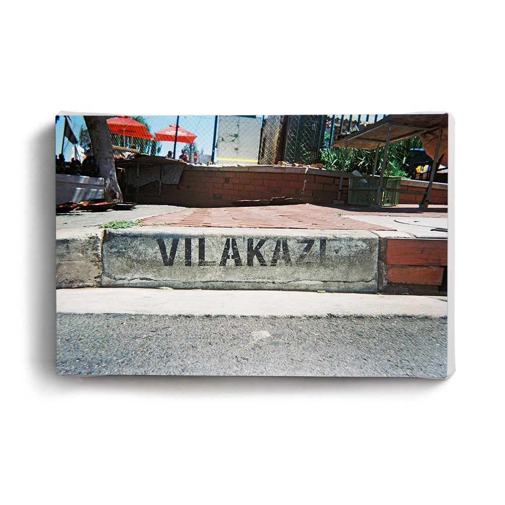 Canvas Print Vilakazi ST | www.iiilovelocal.com