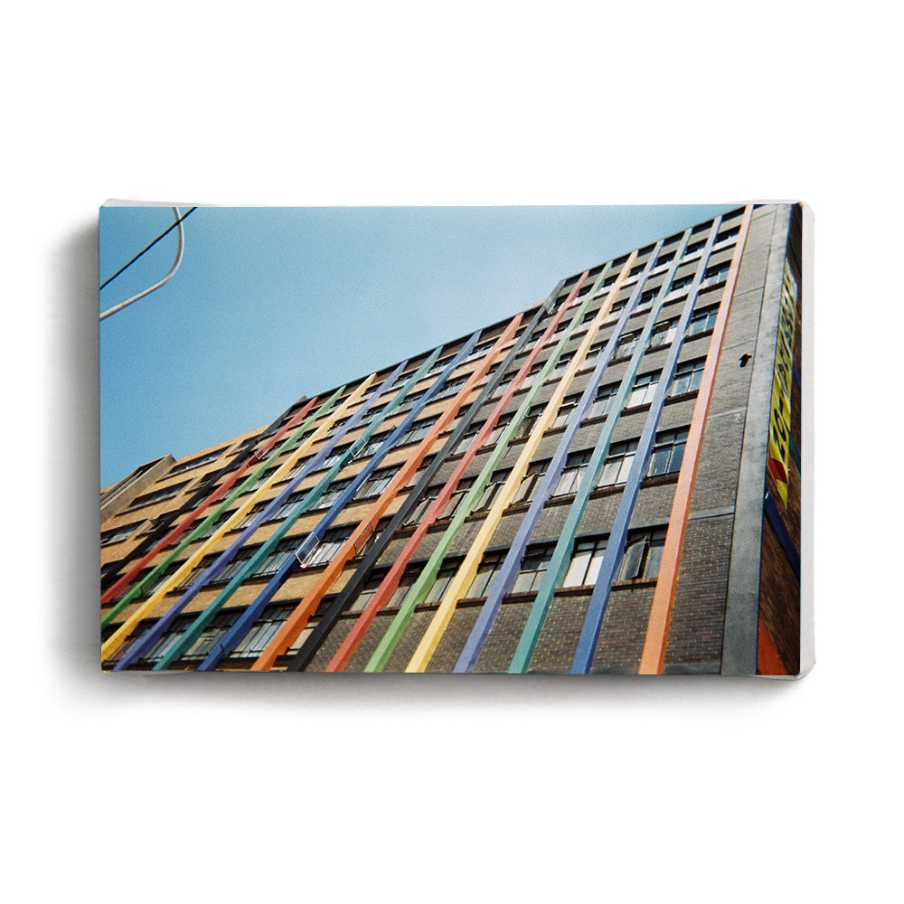 Canvas Print Rainbow | www.iiilovelocal.com