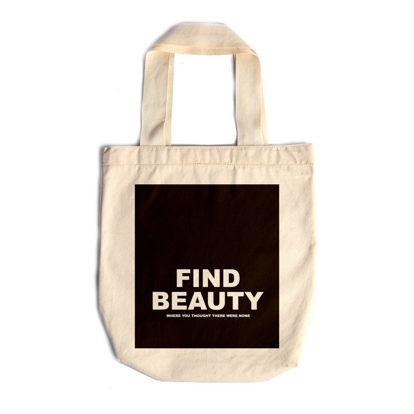 Shopping Bag Find Beauty | www.iiilovelocal.com