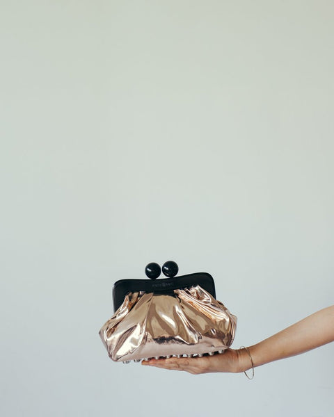 AMY Clutch Rose Gold