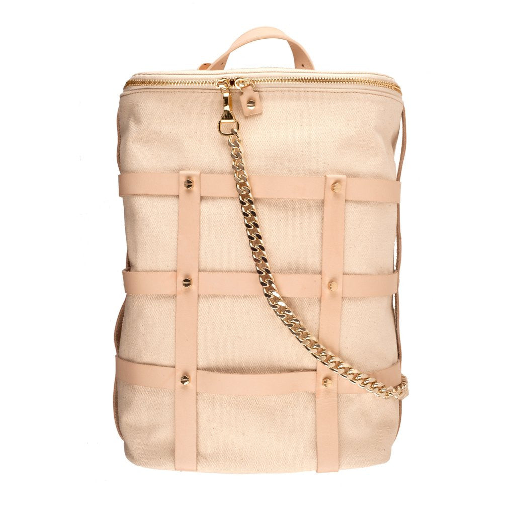 DITA for mata hari: DITA Backpack Natural