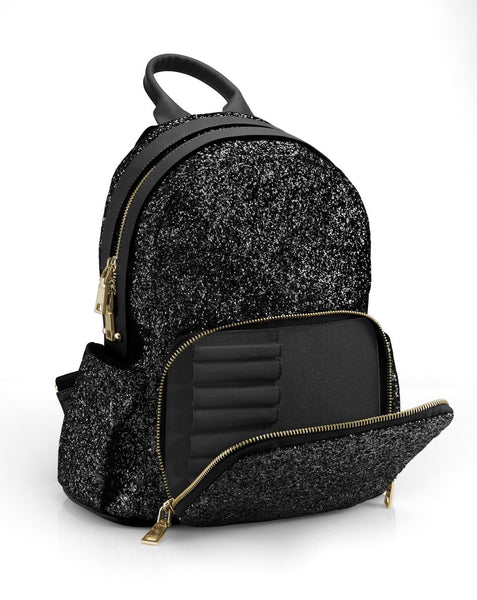 NOBLUK for mata hari: NOBLUK Glitter Backpack