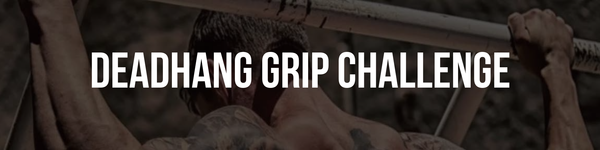 26th Nov - Deadhang Grip Challenge