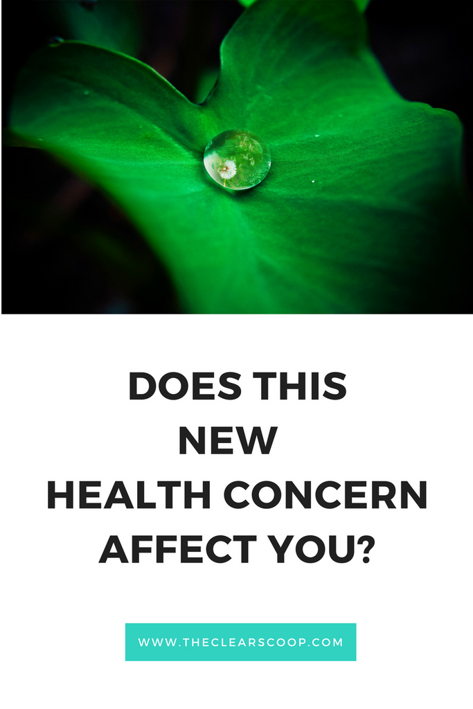 Does this new health concern affect you?