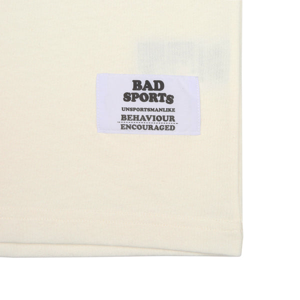 BAD SPORTS™ Bad Sport T-Shirt OFF WHITE