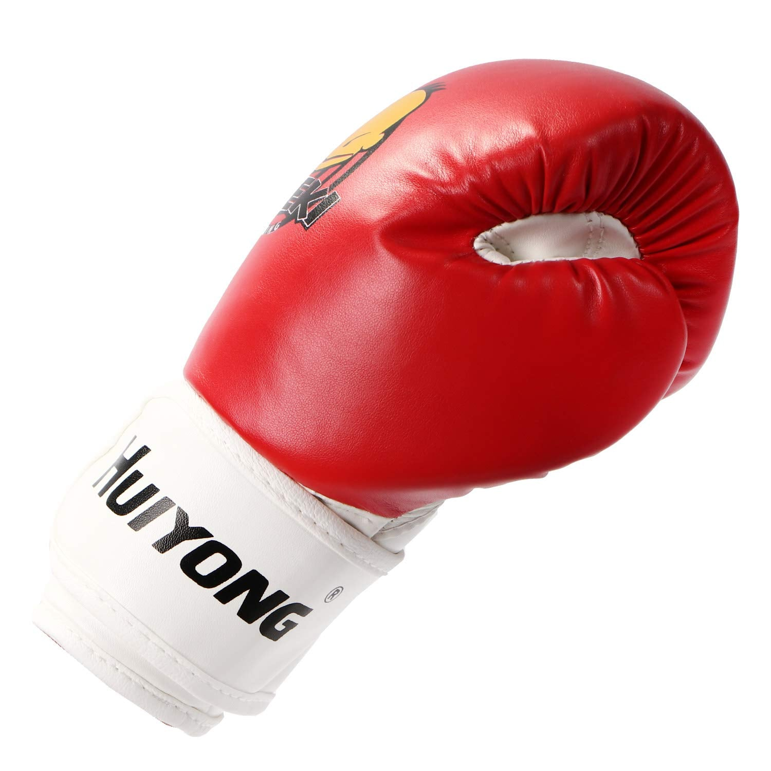 Kids Red Boxing Gloves 4OZ - Q&ADoorChimes