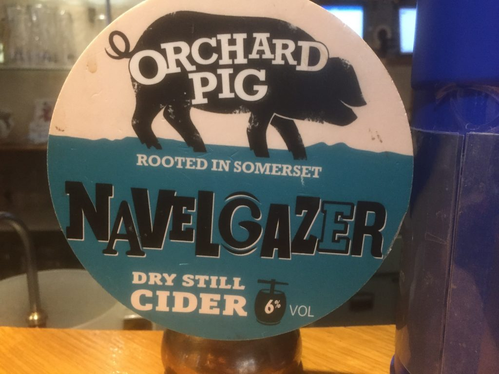 Navelgazer by Orchard Pig