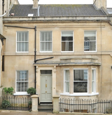 The Old Rectory | Self Catering Holiday House | Central Bath
