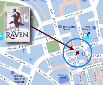 The Raven's Location