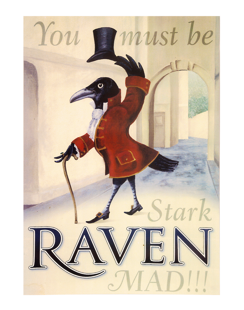 Raven Posters