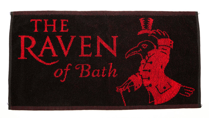 Raven Bar Towel