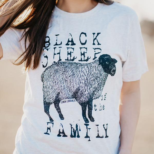 Black Sheep of the Family - Graphic Tee