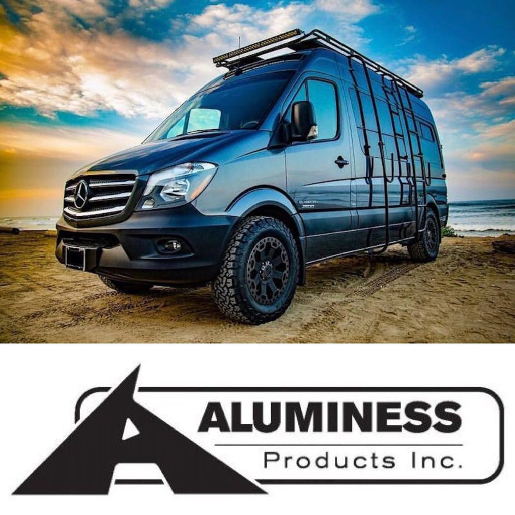 Aluminess Products now available in the UK through Camper Interiors