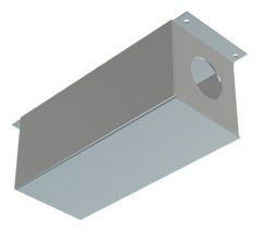 External Stainless steel mounting box