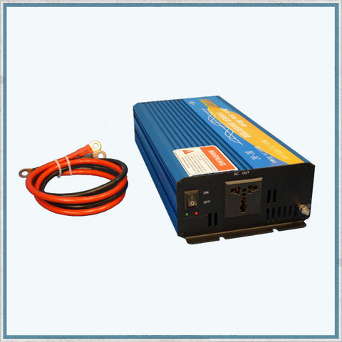1000W 12V Pure Sine Wave Power Inverter