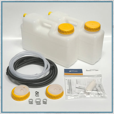 Plumbing Kits for Camper Van Sinks and Combination Units