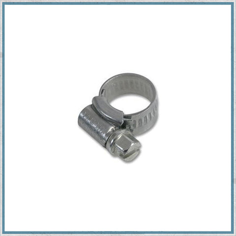 Jubilee Type Hose Clip for Gas/Fresh Water & Waste Water Hoses