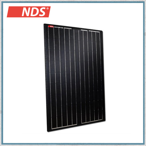 NDS 180W Flex Solar Solar Panel with Rear Connections