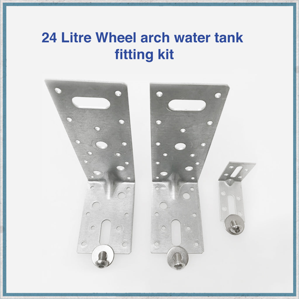 24 litre wheel arch fitting kit