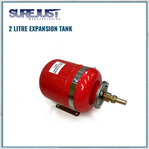 2 litre expansion tank