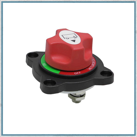 Marine Battery Isolator Switch / Kill Switch 300 Amp