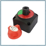 Marine Battery Isolator Switch / Kill Switch 200 Amp with cap removed