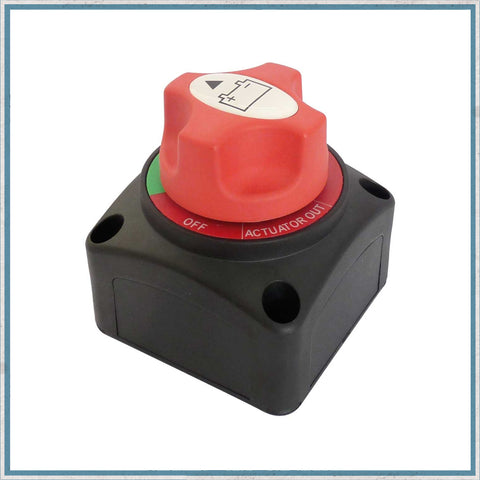 Marine Battery Isolator Switch / Kill Switch 200 Amp