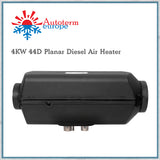 4kw 44D Autoterm planar diesel air series air heater side view