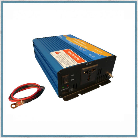 500W 12V Pure Sine Wave Power Inverter