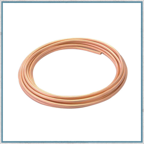 8mm Copper Gas pipe