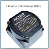 140amp split charge relay