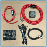 140 amp split charge relay kit