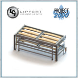 Project 2000 Dinette Seat Bed