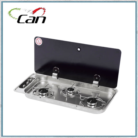 Can fc1349 three burner hob