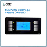 CBE PC210 black Control panel