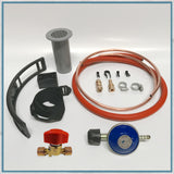 Basic Calor Gas Fitting Kits for Camper Van Hobs and Combination Units