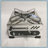 Can FN2001 Gel Alcohol Single Burner stove front view