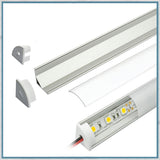 Corner Profile LED Aluminium Lighting Channel Kit