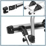 Thule Elite Van XT bike rack details
