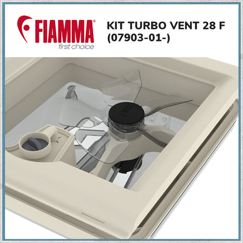 Fiamma kit turbo vent 28F 07903-01-