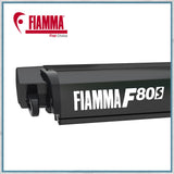 FIAMMA F80S Roof Awning- Deep Black Case