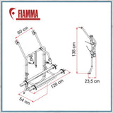 Fiamma Carry Bike VW T4