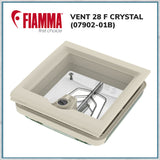 inside of Fiamma 28 F Crystal Vent 07902-01B