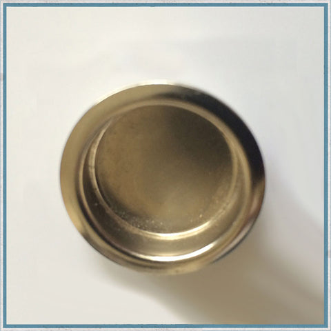 "1"" finger pull recessed handle"