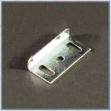 Mini Push button latch 19mm aperture keep plate
