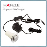 Hafele Pop-up USB charger kit